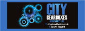 City Gear Boxes logo